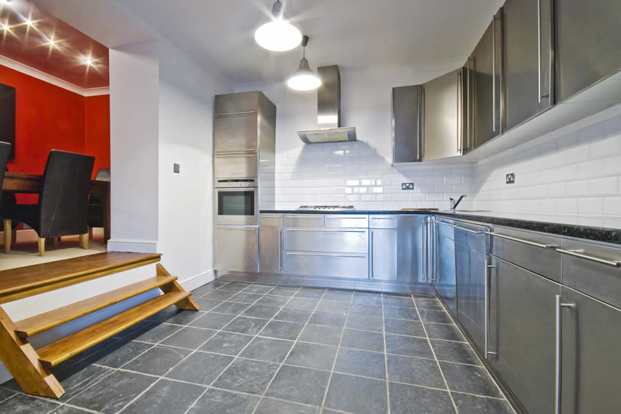 Consider Moving the Kitchen in a Split Level Home