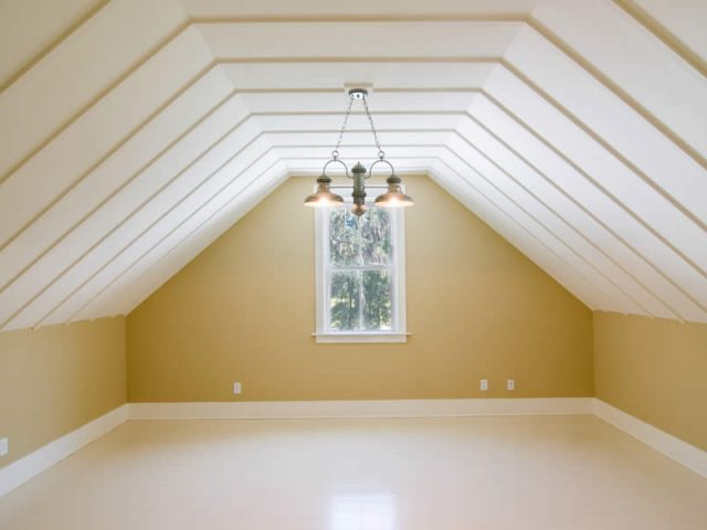 Newly Remodeled Attic in Michigan