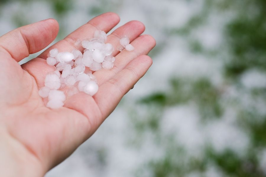 How To Handle Hail Damage To Your Roofing in Royal Oak Michigan