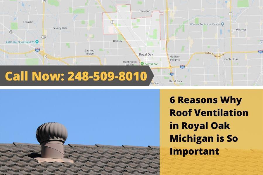 Roofing Royal Oak MI