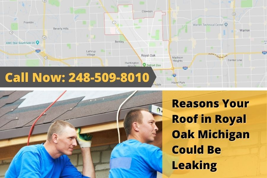 Roofing Royal Oak MI